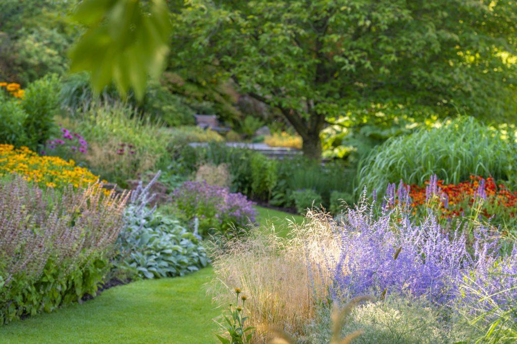 Der Garten als Park